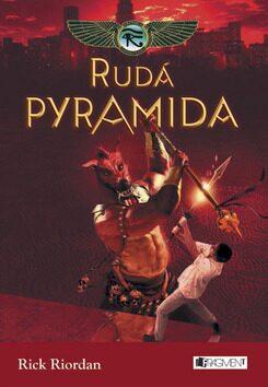 Rudá pyramida - Rick Riordan
