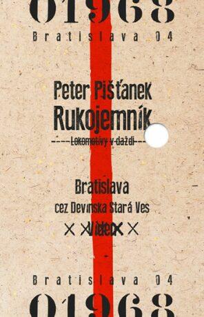 Rukojemník - Peter Pišťanek