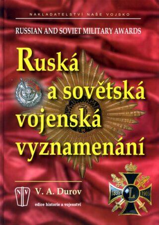 Ruská a sovětská vojenská vyznamenání - Durov V.A.
