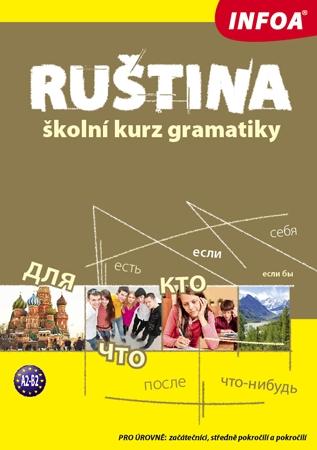 Ruština - školní kurz gramatiky - Kabyszewa Irina, Krzysztof Kusal