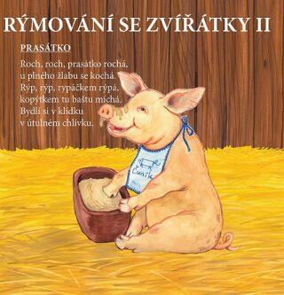 Rýmování se zvířátky II. - Jiří Šandera