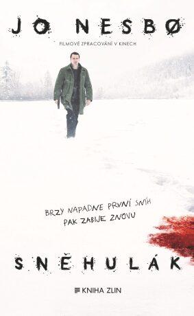 Sněhulák (filmová obálka) - Jo Nesbø