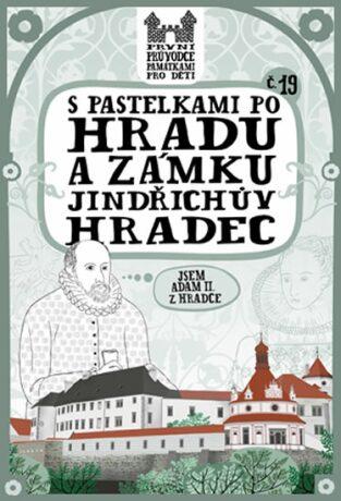 S pastelkami po hradu a zámku Jindřichův Hradec - Eva Chupíková