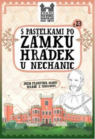 S pastelkami po zámku Hrádek u Nechanic - Eva Chupíková
