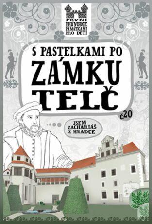 S pastelkami po zámku Telč - Eva Chupíková