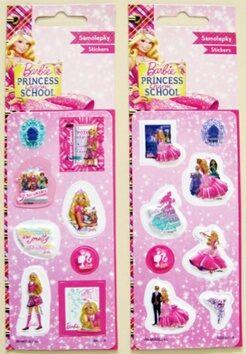 Samolepky Barbie -