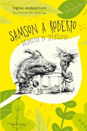Samson a Roberto - Ingvar Ambjornsen