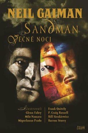 Věčné noci - Neil Gaiman