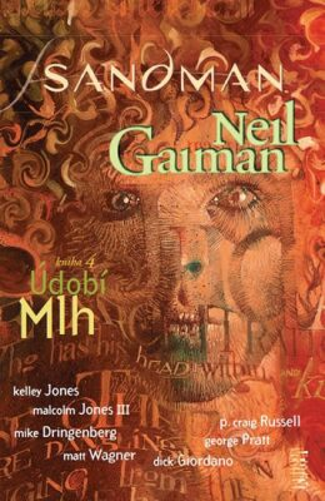 Sandman 4 - Údobí mlh (barevně) - Neil Gaiman