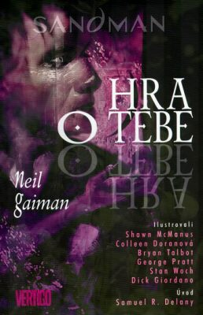 Hra o tebe - Neil Gaiman