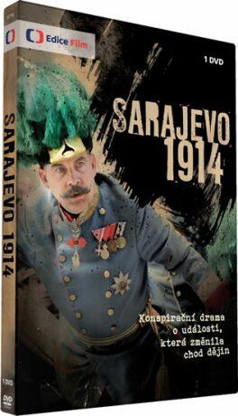 Sarajevo 1914 - 1 DVD - neuveden