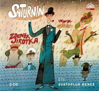 Saturnin - Zdeněk Jirotka