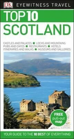 Scotland - DK Eyewitness Travel Guide