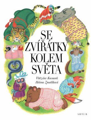 Se zvířátky kolem světa - Vítězslav Kocourek
