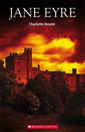 Secondary Level 2: Jane Eyre - book+CD - Charlotte Brontë