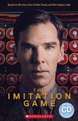 Secondary Level 3: The Imitation Game - book+CD - Jane Rollason