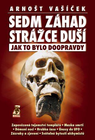 Sedm záhad Strážce duší - Arnošt Vašíček