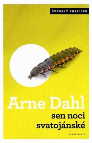 Sen noci svatojánské - Arne Dahl