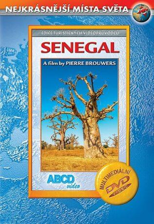 Senegal DVD - Nejkrásnější místa světa - neuveden