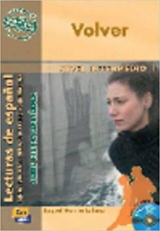 Serie Hispanoamerica Intermedio - Volver - Libro + CD - Raquel Horche Lahera