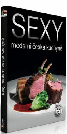 Sexy moderní česká kuchyně - kolektiv autorů