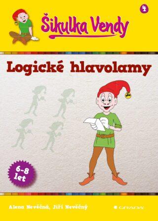 Šikulka Vendy – Logické hlavolamy - Alena Nevěčná, Jiří Nevěčný