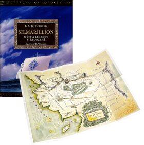 Silmarillion (ilustrované vydání) - J. R. R. Tolkien