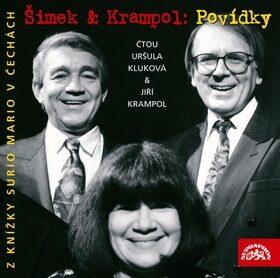 Šimek & Krampol - Povídky - CD - Kolektiv