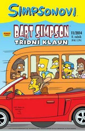 Bart Simpson Třídní klaun 11/2014
