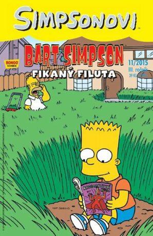 Bart Simpson Fikaný filuta 11/2015 - Matt Groening