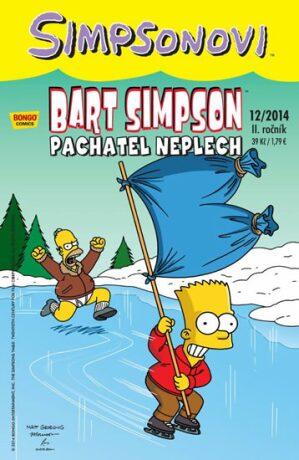 Bart Simpson Pachatel neplech 12/2014 - Matt Groening
