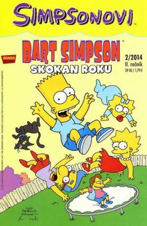 Bart Simpson Skokan roku - Matt Groening