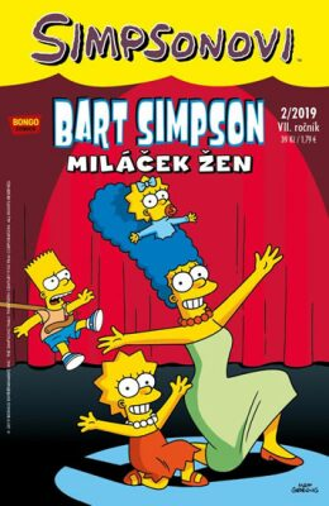 Bart Simpson 2/2019: Miláček žen