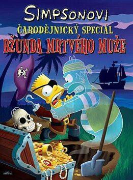 Simpsonovi Bžunda mrtvého muže - Matt Groening