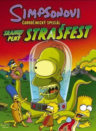 Simpsonovi Srandy plný strašfest - Matt Groening
