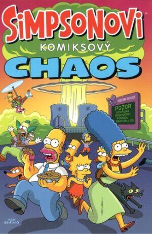 Simpsonovi: Komiksový chaos - Matt Groening