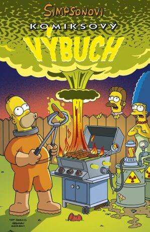 Simpsonovi  - Komiksový výbuch - Matt Groening