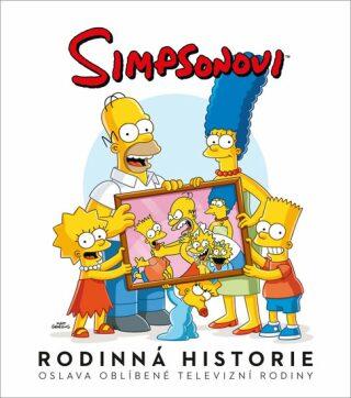 Simpsonovi - Rodinná historie - Matt Groening