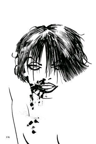 Sin City 2 Ženská, pro kterou bych vraždil - Frank Miller