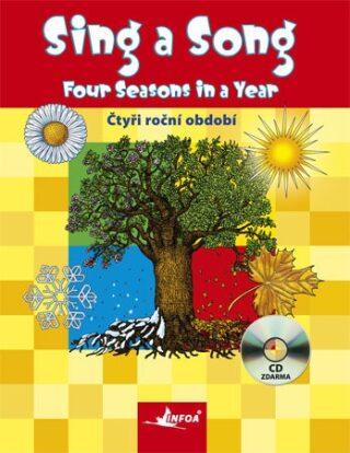 Sing a Song: Four Seasons in a Year + CD - Suska Agnieszka