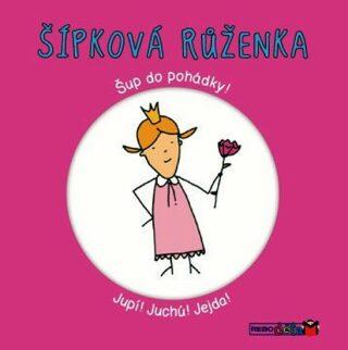 Šup do pohádky Šípková Růženka - neuveden