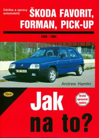 Škoda Favorit, Forman, Pick-up - 1989 - 1994 - Jak na to? - 37. - Hamlin Andrew
