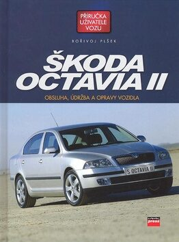 Škoda Octavia II - Bořivoj Plšek
