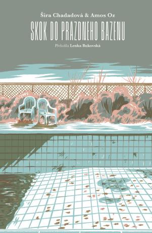 Skok do prázdného bazénu - Amos Oz, Šira Chadadová