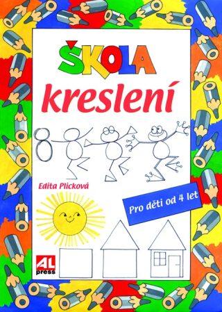 Škola kreslení pro děti od 4 let - Edita Plicková