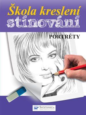 Škola kreslení – stínování – portréty - neuveden