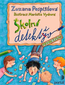 Školní detektiv - Zuzana Pospíšilová