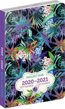 Školský diár Džungľa 2020 - 2021 -