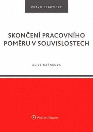 Skončení pracovního poměru v souvislostech - Mlýnková Alice
