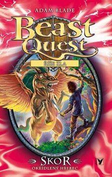 Skor, okřídlený hřebec - Beast Quest (14) - Adam Blade